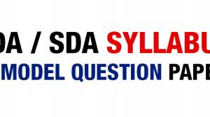 FDA-SDA