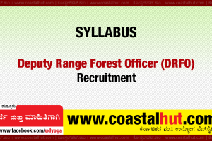 Forest-DRFO-Syllabus