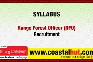 Forest-RFO-Syllabus